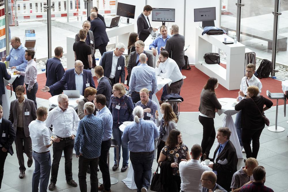 Besucher auf dem Innovation Day 2019