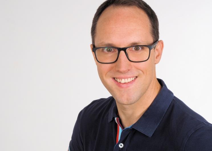 Portraitfoto Stefan Kreckwitz