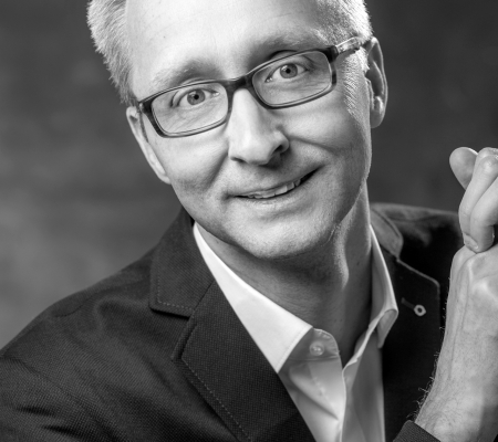 Portraitfoto von Guido Sauerland, Geschäftsführer der nexoma GmbH
